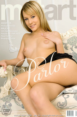 PARLOR: ANGEL B by MAJOLY