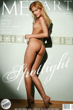 SPOTLIGHT: NATASHA G by VORONIN