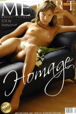 HOMAGE: ZOE A by SLASTYONOFF