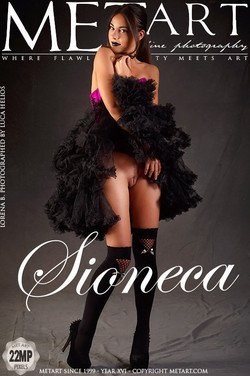 SIONECA: LORENA B by LUCA HELIOS