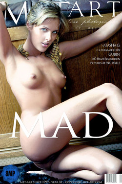 MAD: NATASHA G by GUBIN
