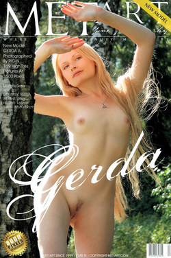 PRESENTING GERDA: GERDA A by RIGIN