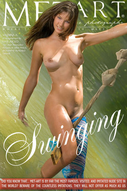 SWINGING: VALERINA A by MAX ASOLO