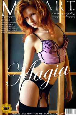 MAGIA: DASHA J by LUISA KERN