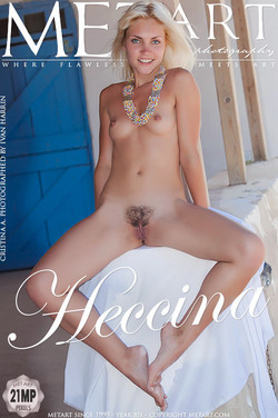 HECCINA: CRISTINA A by IVAN HARRIN
