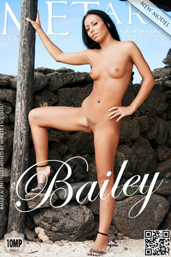 PRESENTING BAILEY: BAILEY A by MIKELE ESQUINZO