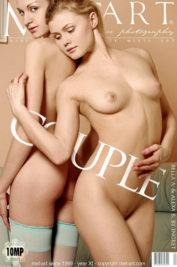 COUPLE: BELLA A & ALEXA B by INGRET