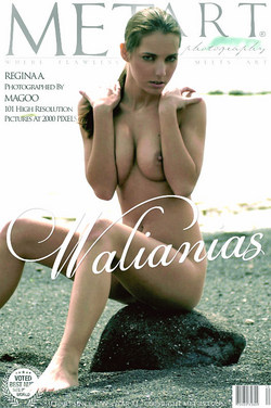 WALIANIAS: REGINA A by MAGOO