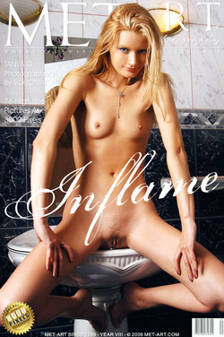 INFLAME: TANYA G by VORONIN