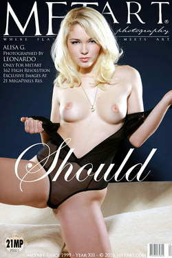 SHOULD: ALISA G by LEONARDO