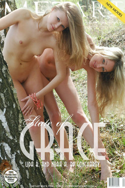 STATE OF GRACE: LIDA B & NORA A by GONCHAROV