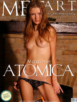ATOMICA: TANYA G by VORONIN
