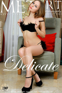 DELICATE: JULIA SWEET by MATISS