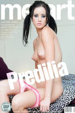 PREDILIA: JUSTINE JEWEL by DAVE PRESTON