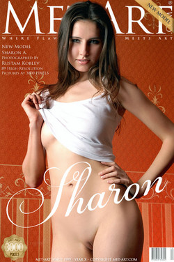 PRESENTING SHARON: SHARON A by RUSTAM KOBLEV