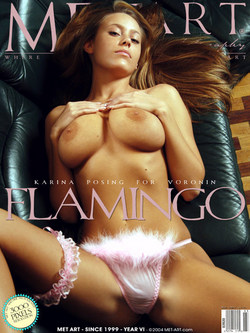 FLAMINGO: KARINA B by VORONIN