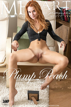 PLUMP PEACH: INGRID by TORA NESS