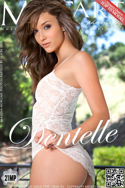 DENTELLE: MALENA MORGAN by JASON SELF