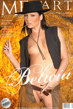 PRESENTING BELICIA: BELICIA A by TIM FOX