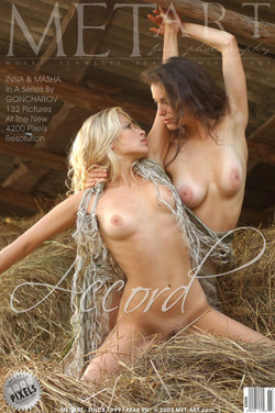 ACCORD: INNA A & MASHA B by GONCHAROV
