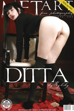 PRESENTING DITTA: DITTA A by RYLSKY