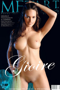 GIOIRE: MILANA F by ANTONIO CLEMENS